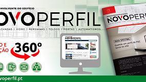 Foto de Novoperfil: uma nova revista ao serviço do setor da envolvente do edifício