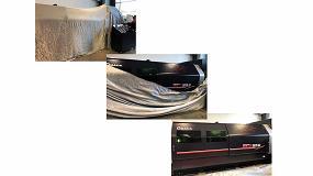 Foto de Amada presenta Ventis, la primera máquina de corte por láser fibra con control de haz localizado-LBC