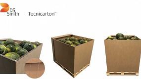 Foto de DS Smith Tecnicarton diseña un novedoso embalaje reutilizable con tratamiento hidrófugo