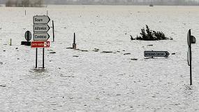 """Foto de Cheias no Mondego """"obrigam a olhar para problema da água"""""""