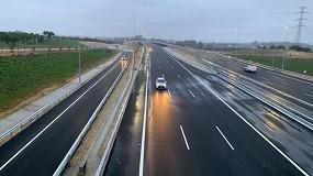Foto de Fomento pone en servicio la circunvalación del área metropolitana de Sevilla SE-40