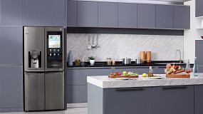 Foto de LG apresenta a cozinha do futuro no CES 2020
