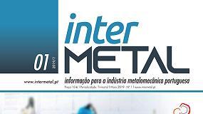 Foto de Nasce uma nova revista para o setor metalomecânico português