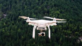 Foto de No Brasil já há um curso de licenciatura de operação de drones