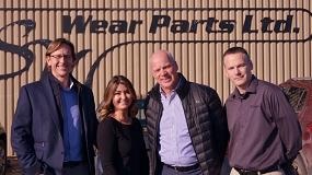 Foto de La red de distribución de Metso en Norteamérica se fortalece con la incorporación de L.S.W. Wear Parts Ltd