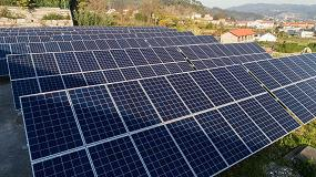 Foto de DST Solar executa oito centrais fotovoltaicas para a JOM