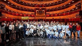 Foto de La Orquesta de Instrumentos Reciclados de Cateura vuelve a colgar el cartel de entradas agotadas en el Teatro Real de Madrid