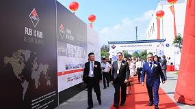 Foto de Rubi inaugura nuevas instalaciones en China