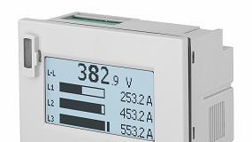 Foto de Carlo Gavazzi lanza el analizador de energía WM15, solución económica para medición y análisis