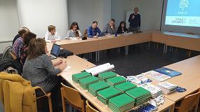 Foto de Se presenta en Navarra EPALE, plataforma web dedicada a la enseñanza para adultos en Europa