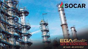 Foto de EGA Master, proveedora de Azneft, filial de la petrolera estatal de Azerbaijan Socar