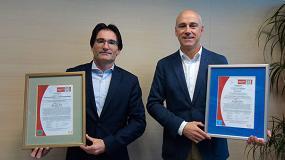 Foto de Becsa obtiene la ISO 45001:2018 que certifica su sistema de gestión de prevención de riesgos laborales