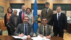 Foto de El COI firma una memorando de entendimiento con la Universidad de Jaén