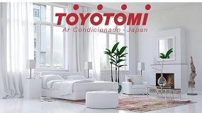 """Foto de """"A Toyotomi orgulha-se de ter introduzido no mercado aparelhos de ar condicionado da mais alta qualidade"""""""