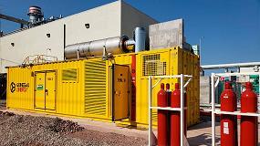Foto de Genesal lleva energía a la central de ciclo combinado Topolobambo III que dará electricidad a 2,5 millones de mexicanos