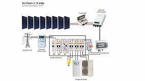 Foto de Sistemas de climatización integrados con aerotermia y energía solar fotovoltaica