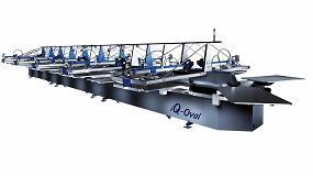 Foto de MHM selecciona la tecnología Memjet para añadir capacidades de impresión digital a la impresora textil directo a prenda iQ-Oval