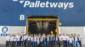 Foto de Palletways Iberia apoya a la Asociación El Motor de Tus Pasos