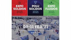 Foto de Ya son 152 empresas las que participarán en Exposólidos, Polusólidos y Expofluidos 2021