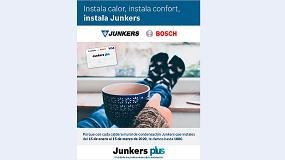 Foto de Junkers premia la instalación de sus calderas murales de condensación