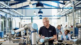Foto de Universal Robots lança programa de leasing de robôs colaborativos em parceria com a DLL
