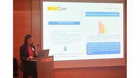 Foto de Participación de Afec en la jornada técnica sobre el futuro de las instalaciones de calefacción