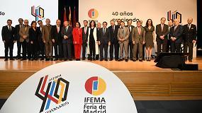 Foto de Ifema celebra su 40 aniversario
