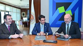 Foto de Siemens firma un convenio con la UPV para formar a alumnos y profesores en Industria 4.0