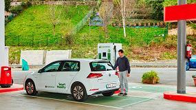 Foto de Iberdrola y Avia desplegarán una red de más de 500 cargadores eléctricos rápidos