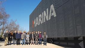 Foto de La AEI Tèxtils celebra el primer encuentro de socios del año en Marina Textil