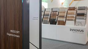 Foto de Sonae Arauco presenta en Maderalia 2020 sus nuevas colecciones de tableros