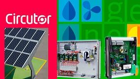 Foto de Circutor presenta sus marquesinas para la generación de energía fotovoltaica con punto de recarga para vehículos eléctricos