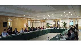 Foto de Anice reúne a sus grupos Técnico y Legislación y Nutrición y Salud
