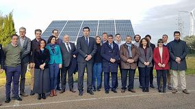 Foto de El proyecto HIGGS, de la Fundación del Hidrógeno de Aragón, presentado en sociedad