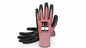 Foto de El guante de soporte 486F Grip de TB Group, seleccionado en la Galería de Innovación de Sicur