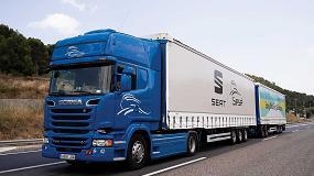 Foto de SEAT amplía sus rutas de duotrailer y gigatrailer en España