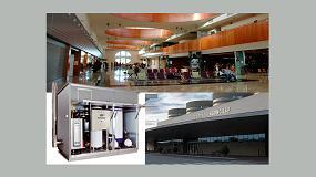 Foto de Calefacción de Adisa Heating en el Aeropuerto de Logroño