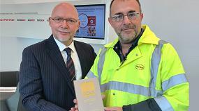 Foto de El Hub europeo para la industria aeroespacial de Henkel recibe el certificado DGNB Gold
