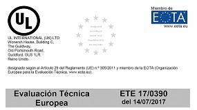 Foto de ETE, pasaporte para el marcado CE