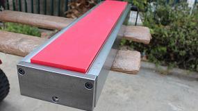 Foto de Metalmaq fabrica un bloque de Adriprene especial con contenedor