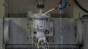 Foto de Equilibrado de mecanizado CNC e impresión 3D para piezas metálicas