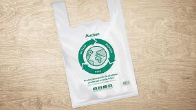 Foto de Auchan Retail Portugal lança saco produzido a partir de plástico usado das lojas
