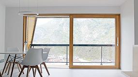Foto de Carinbisa presenta sus ventanas serie Vision