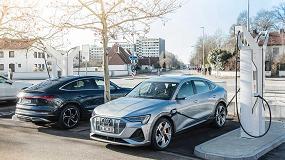 Foto de Audi invertirá unos 100 millones de euros en infraestructuras de recarga para vehículos eléctricos en sus factorías