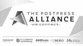 Foto de The Postpress Alliance: experiencia concentrada como beneficio para el cliente