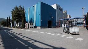 Foto de BASF ampliará su planta de dispersión de poliuretano en Castellbisbal (Barcelona)