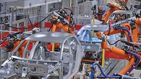 Foto de La producción española crece moderadamente en 2019 superando los 2,8 millones de vehículos fabricados