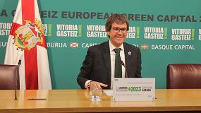 Foto de Vitoria-Gasteiz, reconocida de nuevo con el máximo galardón que premia la gestión de la recogida de papel y cartón