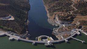 Foto de Ministro Matos Fernandes visita o Complexo Hidroelétrico de Armazenamento de Energia do Tâmega