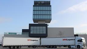 Foto de XPO Logistics se suma al transporte con megacamiones en España